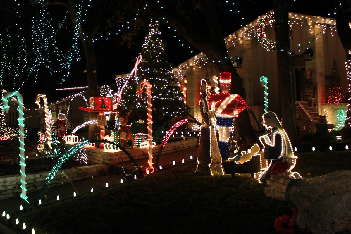 WacoFork Tour of Waco Christmas Lights 2015 - WacoFork - Waco ...