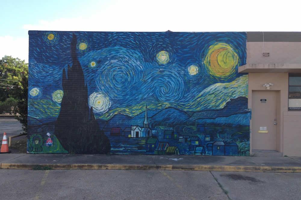 Starry Night 10th Columbus 02