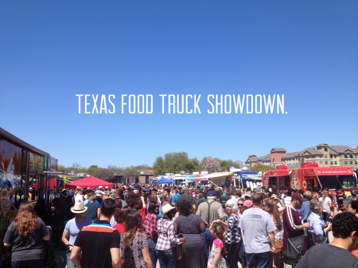 Texas Food Truck Showdown gearing up for second go-round