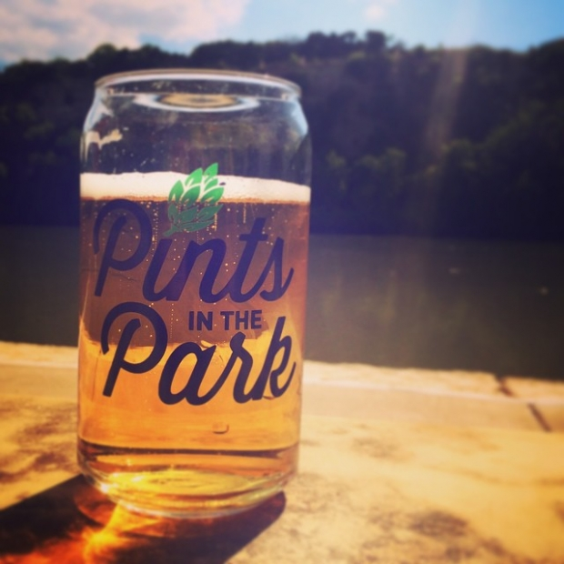 Rain or shine: Pints in the Park on tap for Saturday