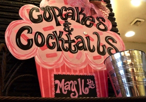 Cupcakes & Cocktails coming up Thursday
