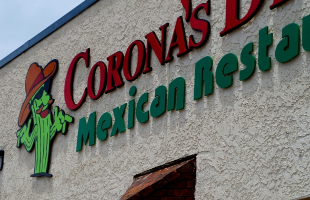 Corona's adds to Mexican food choices