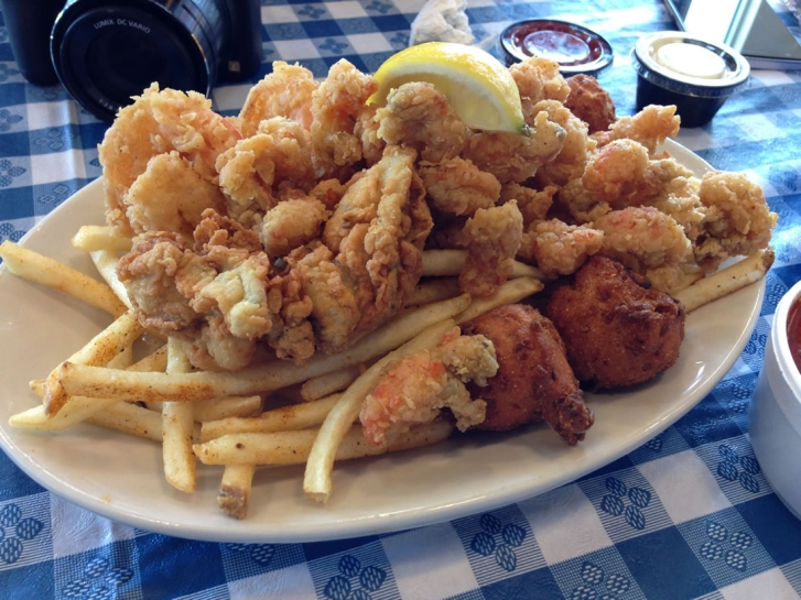 The Catch serves up fresh, cajun-style seafood in a fast-casual environment