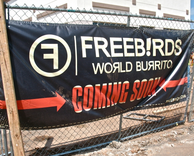 Freebirds update: all things opening creep closer