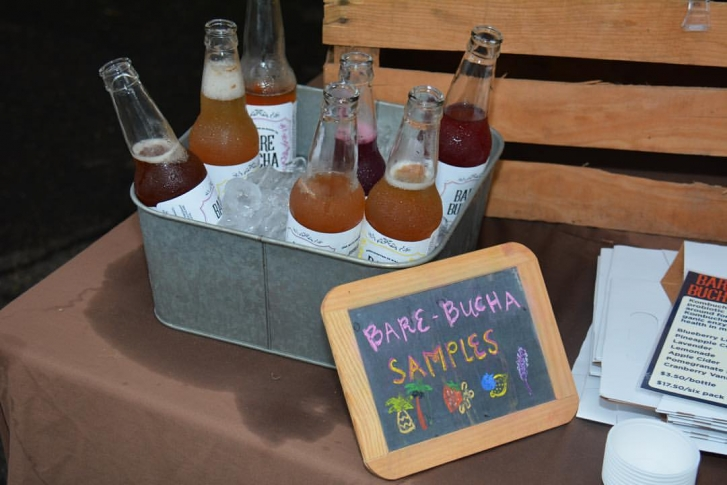 WacoFork Club Restaurants - Bare Bucha
