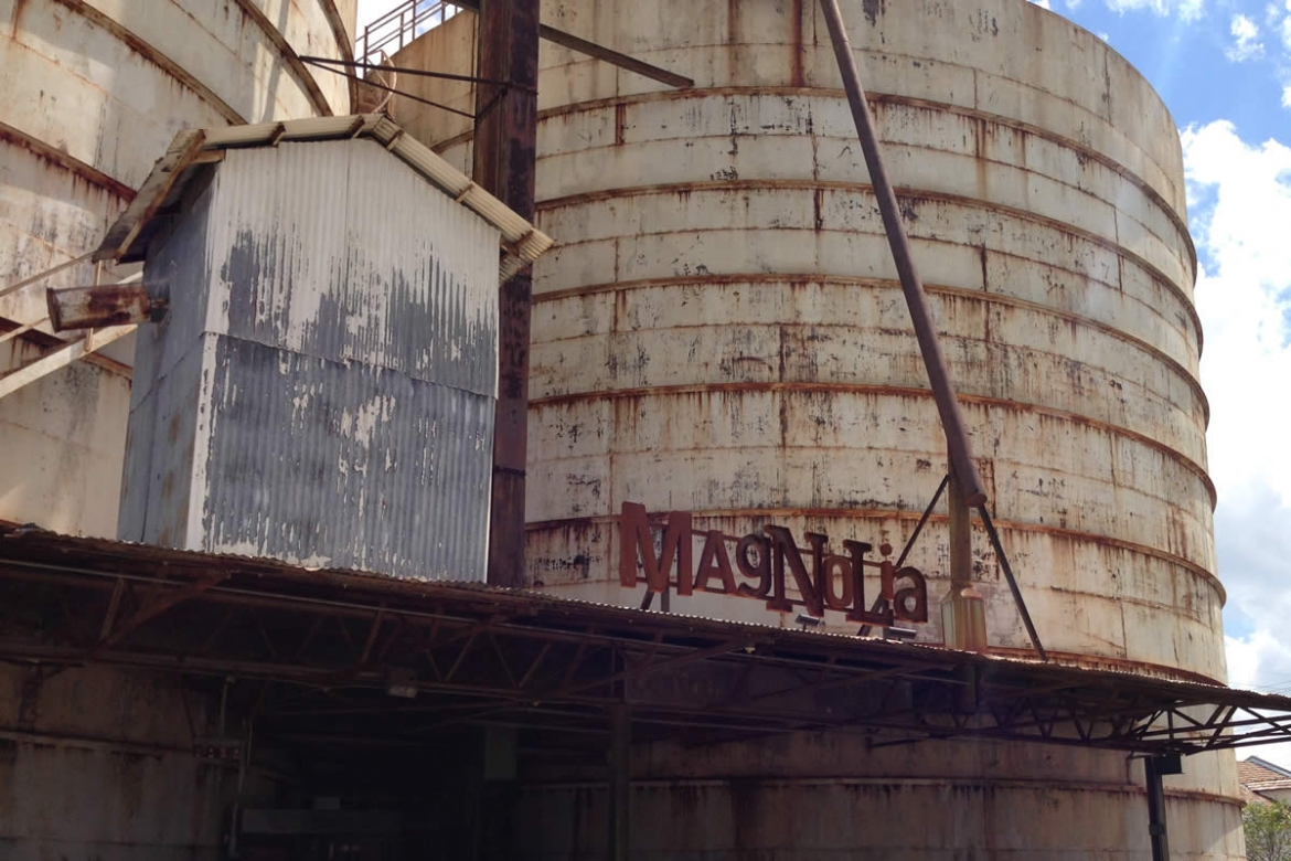 Attention Locals: It's time to visit the Silos