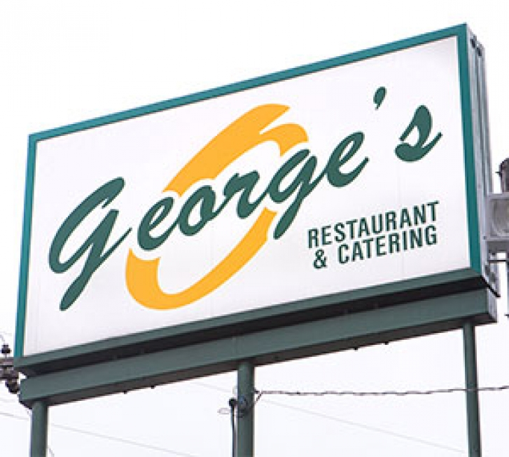 WacoFork Club Restaurants - George's