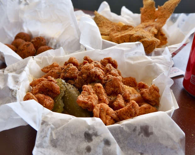 What to expect at Louisiana Catfish & Chicken