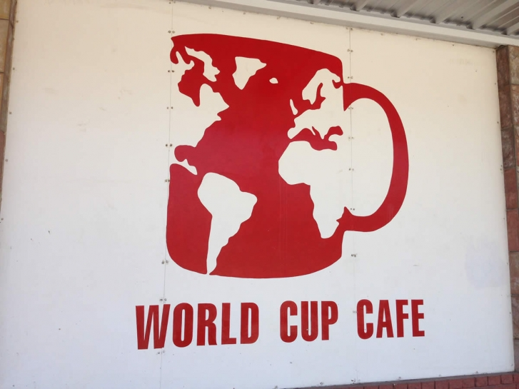 WacoFork Club Restaurants - World Cup Cafe