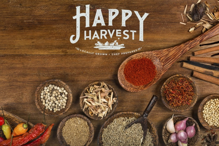 WacoFork Club Restaurants - Happy Harvest
