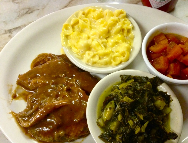 Real Deal skips the frills, serves authentic soul food