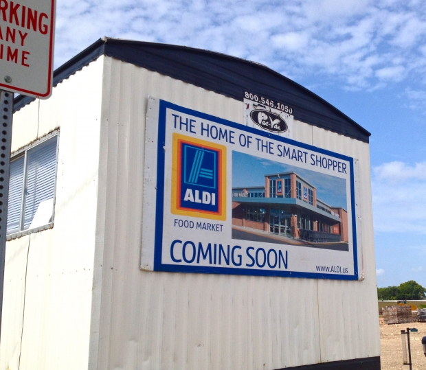 Monday Recon: ALDI, ok, but what else?