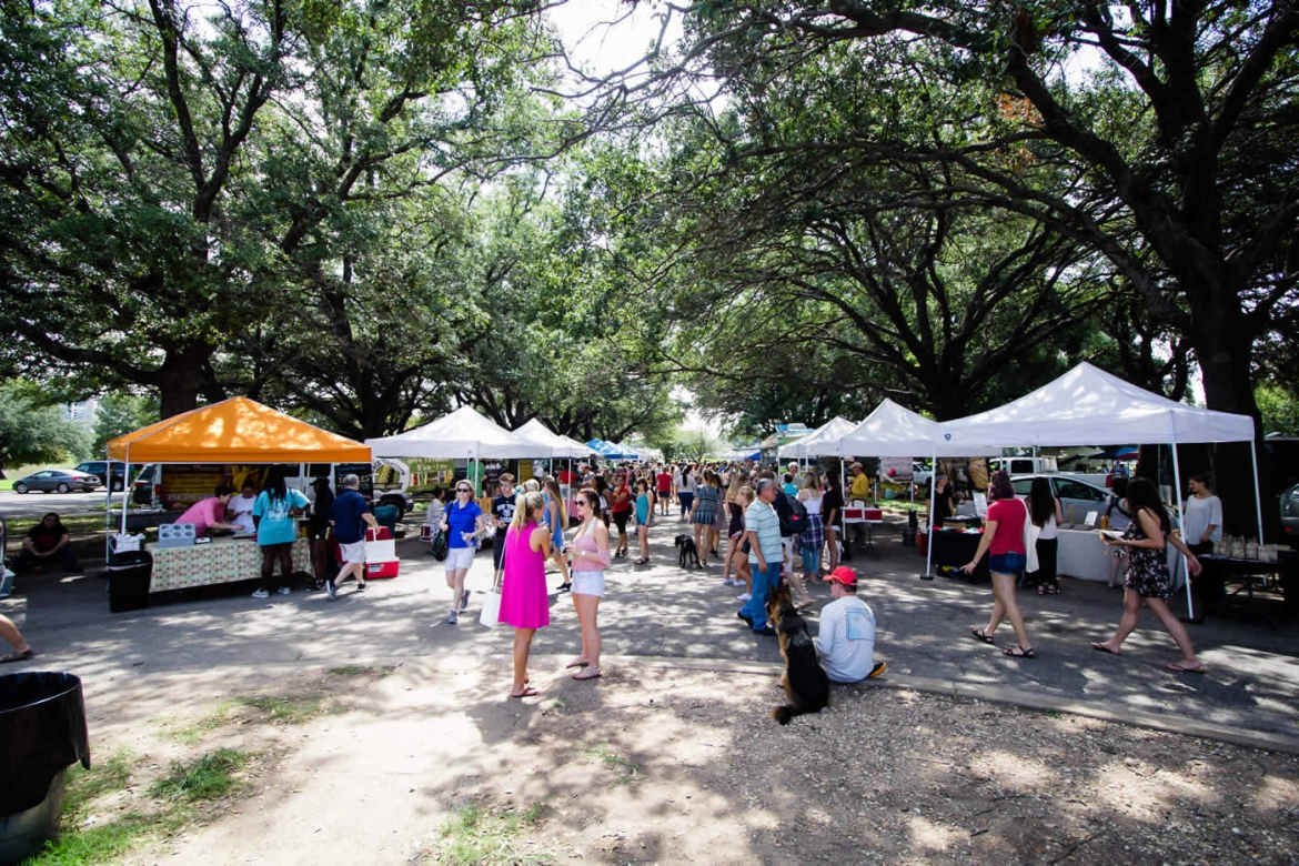 WacoFork Club Non-Profit Partners - Waco Downtown Farmers Market