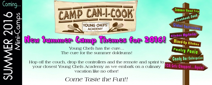 Young Chefs Academy offering summer cooking camp for kids ages 6-12