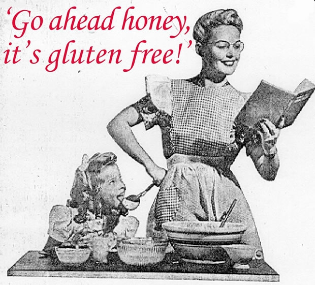 Gluten-free doesn't have to mean pleasure-free