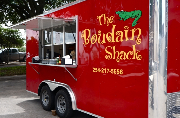 Boudain Shack: rollin' Cajun arrives downtown