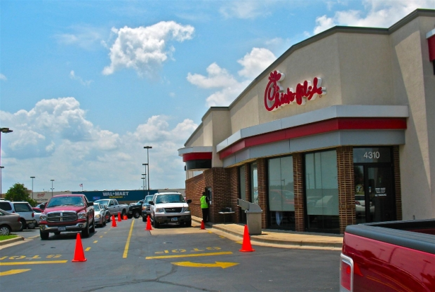 (Re) Addressing the Chick-Fil-A question